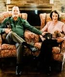 Mary & Craig Cates : Mattie Girl, Buddy and Longfellow Cates
